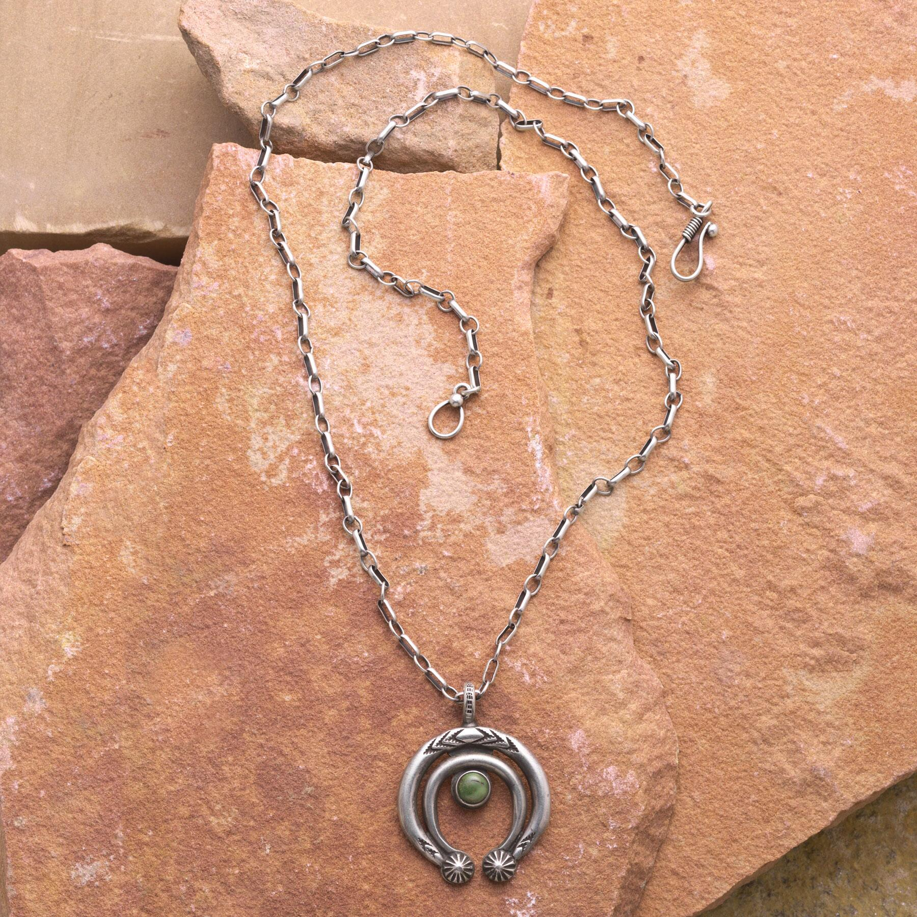 CONTEMPORARY NAJA NECKLACE: View 2
