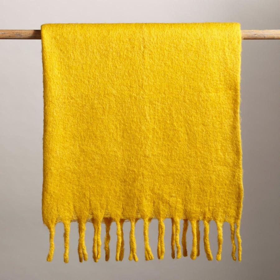 SUGARHOUSE MARIGOLD THROW