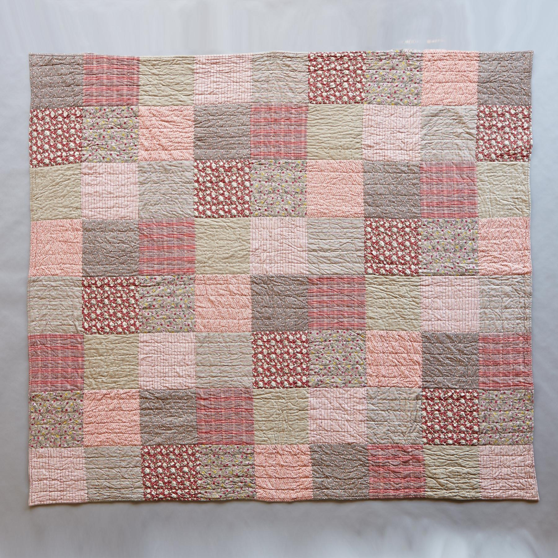 QUIN PATCHWORK QUILT: View 2