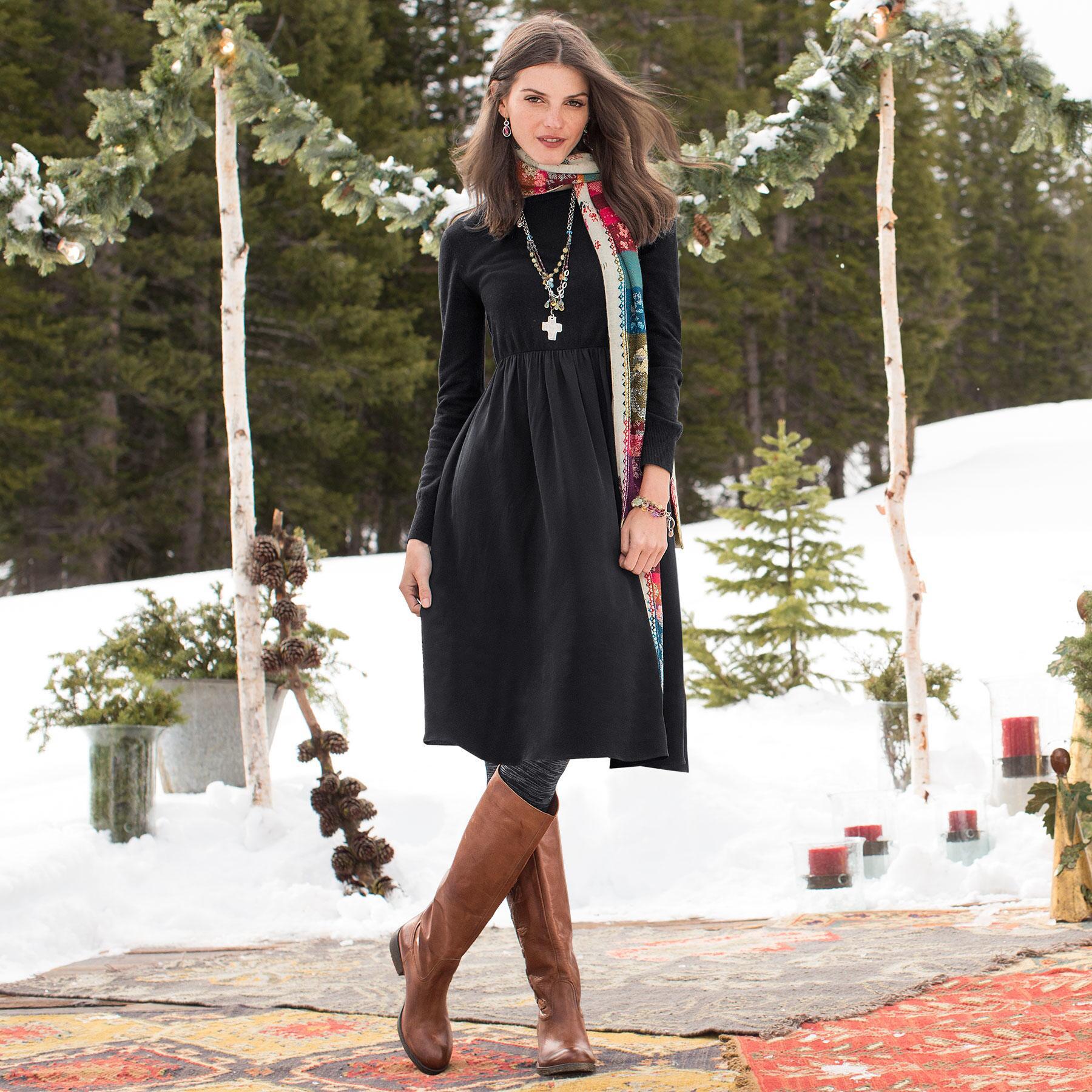 SIMPLE BEAUTY DRESS: View 1