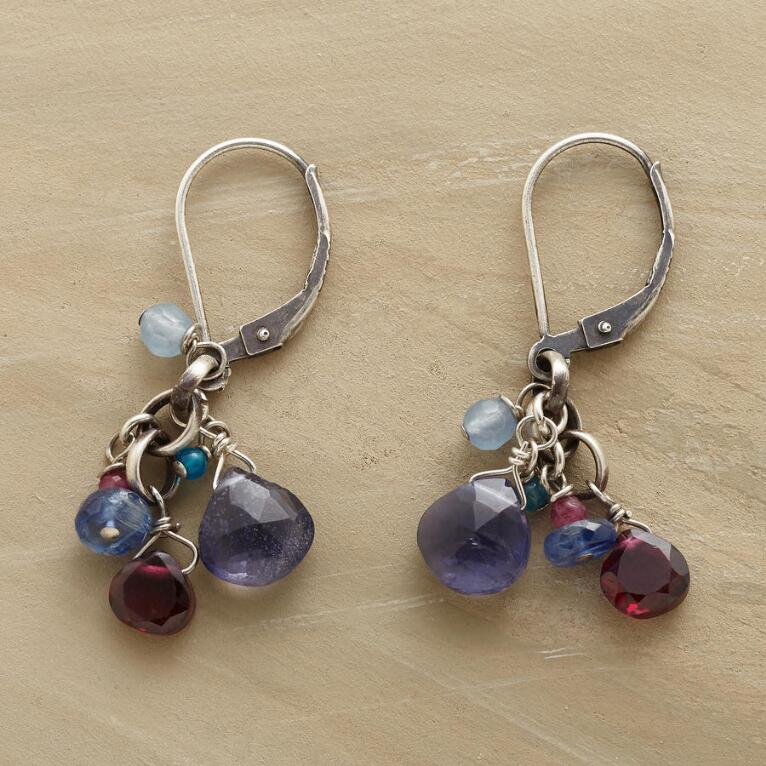 MOUNTAIN NIGHTS EARRINGS
