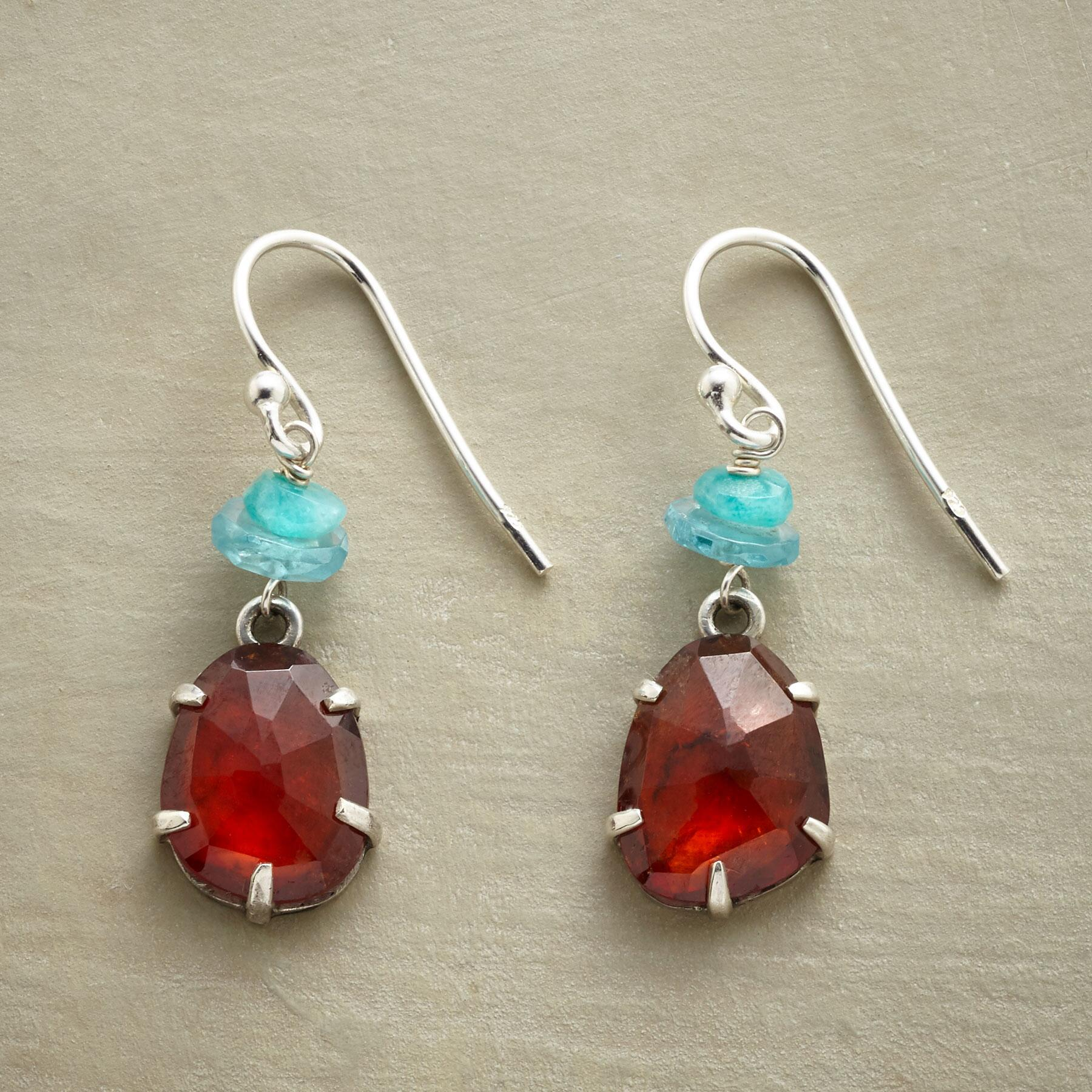 KAVALA EARRINGS: View 1