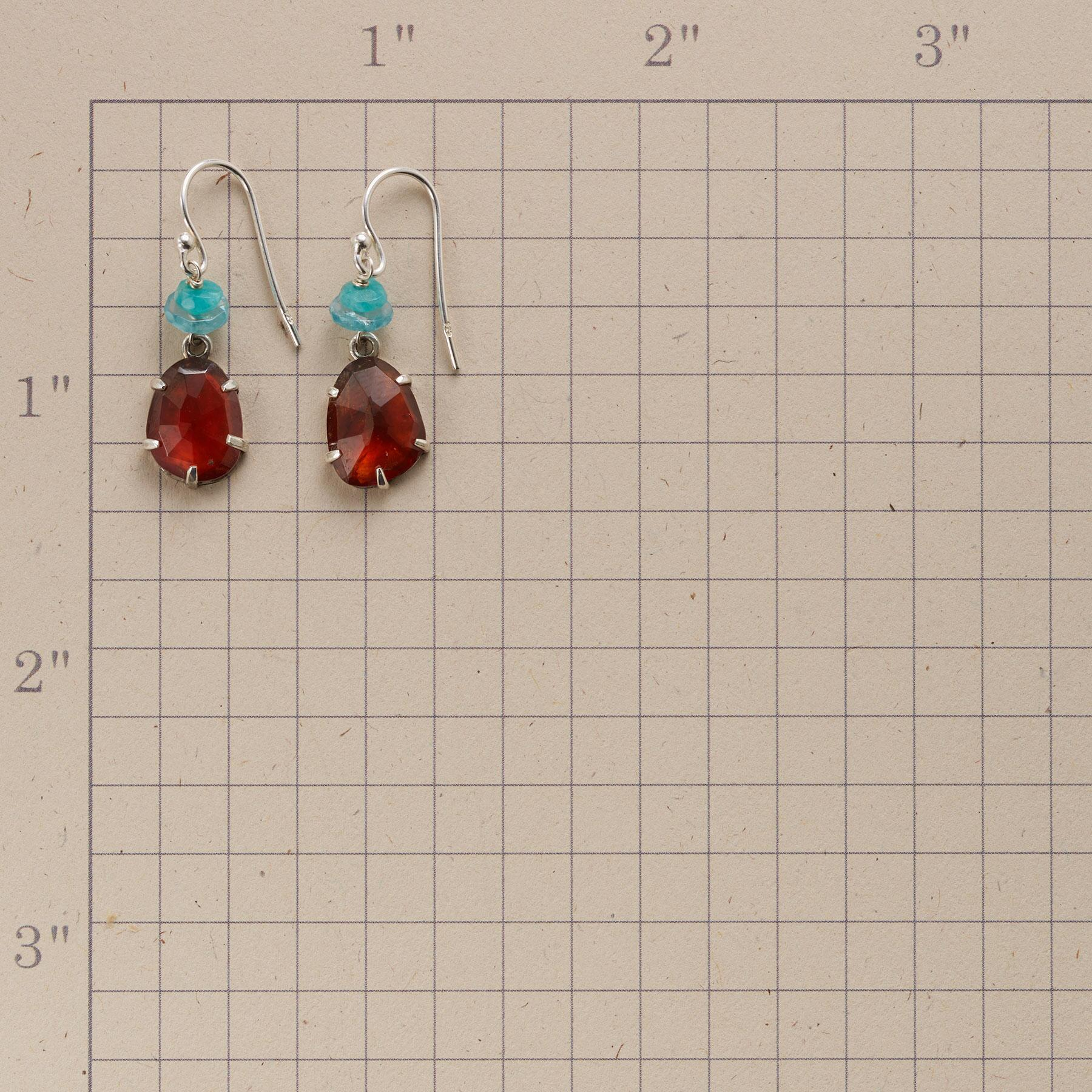KAVALA EARRINGS: View 2