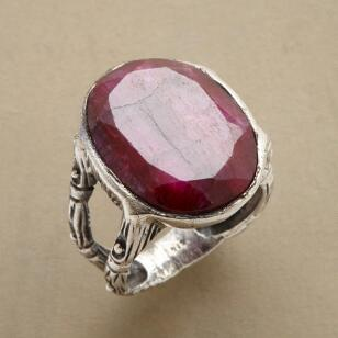 WOODLANDS ROSE RING