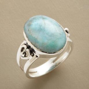 TRANQUIL SEAS RING