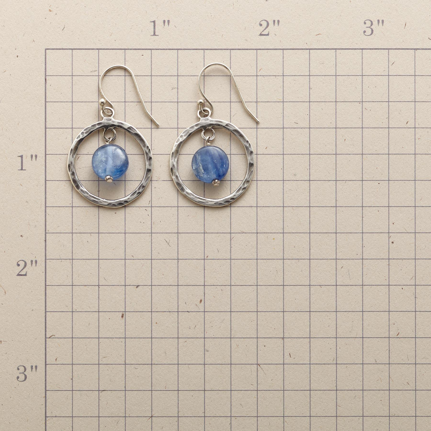 RARE MOON EARRINGS: View 2