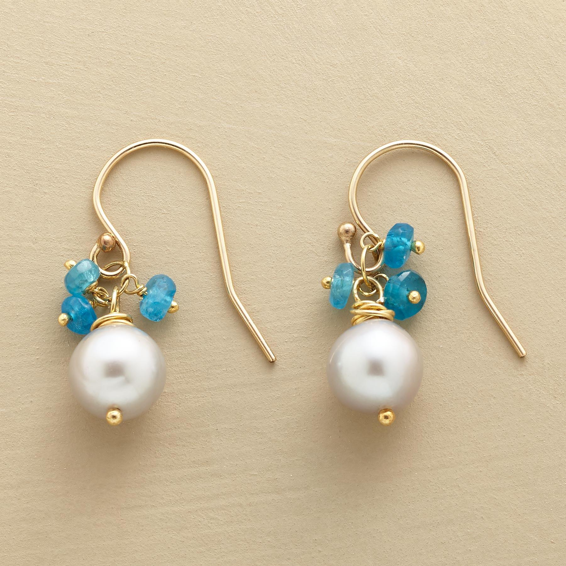 FOGBANK EARRINGS: View 1
