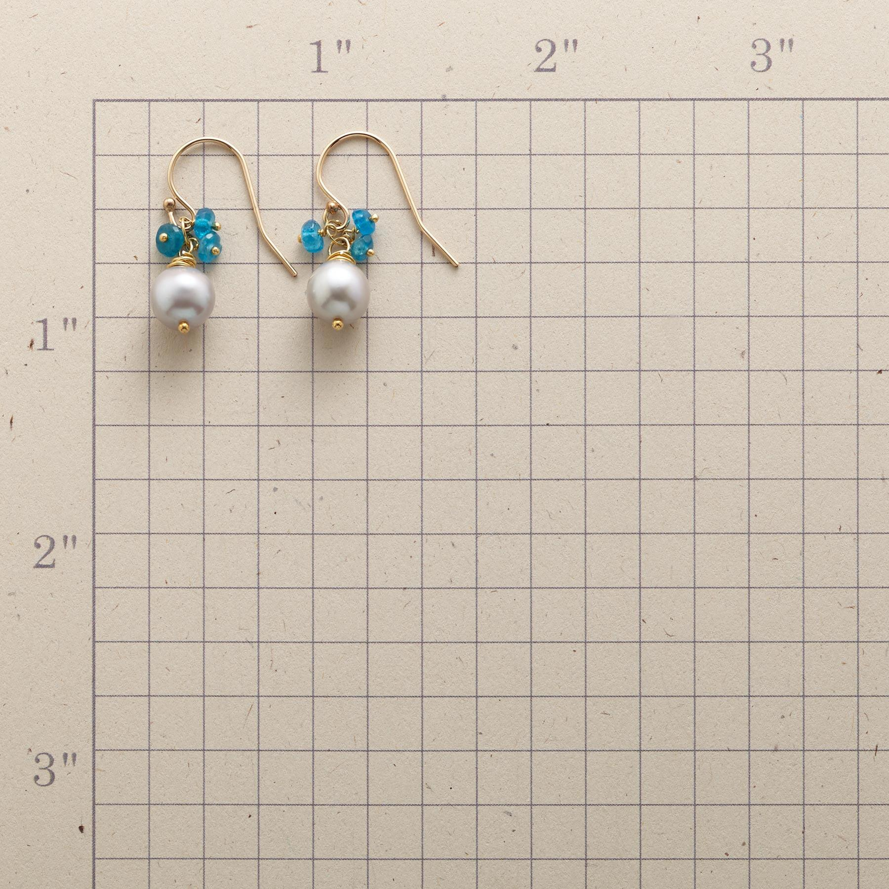 FOGBANK EARRINGS: View 2