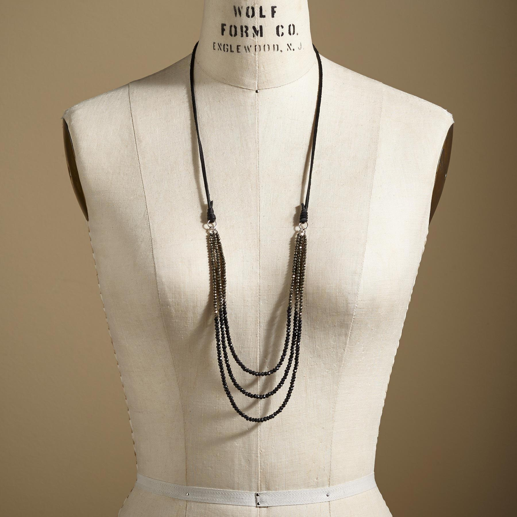 BOLD MINIMALIST NECKLACE: View 3