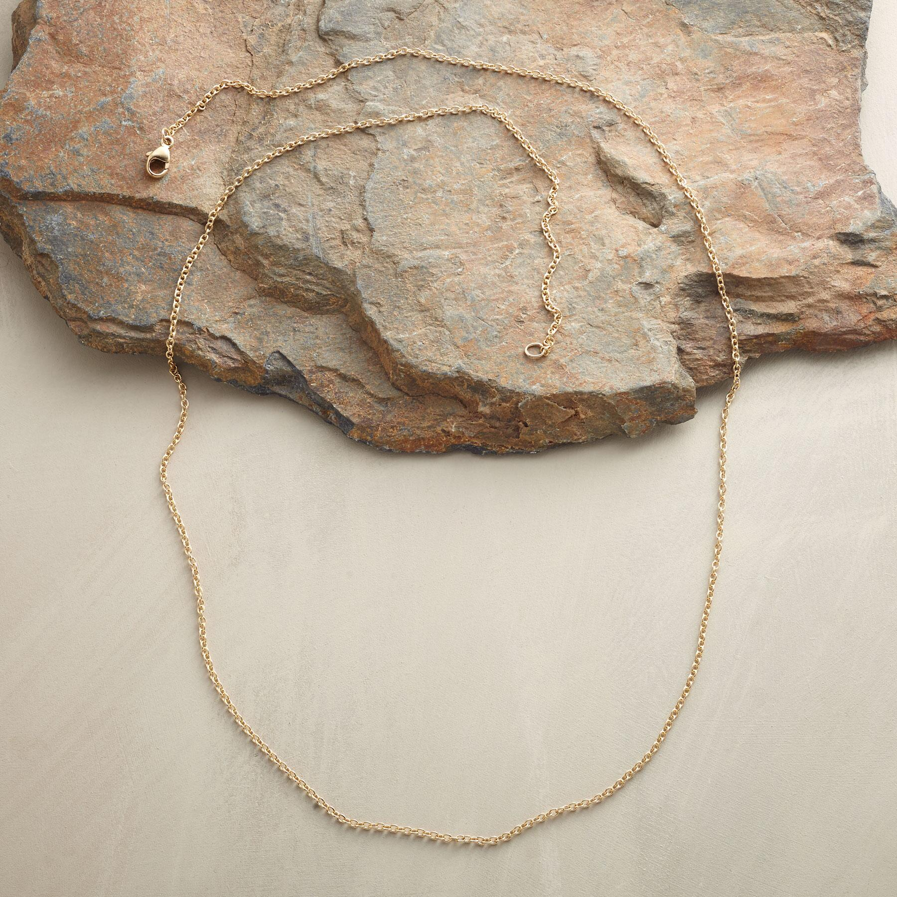 """BE CHARMED 24"""" NECKLACE: View 2"""