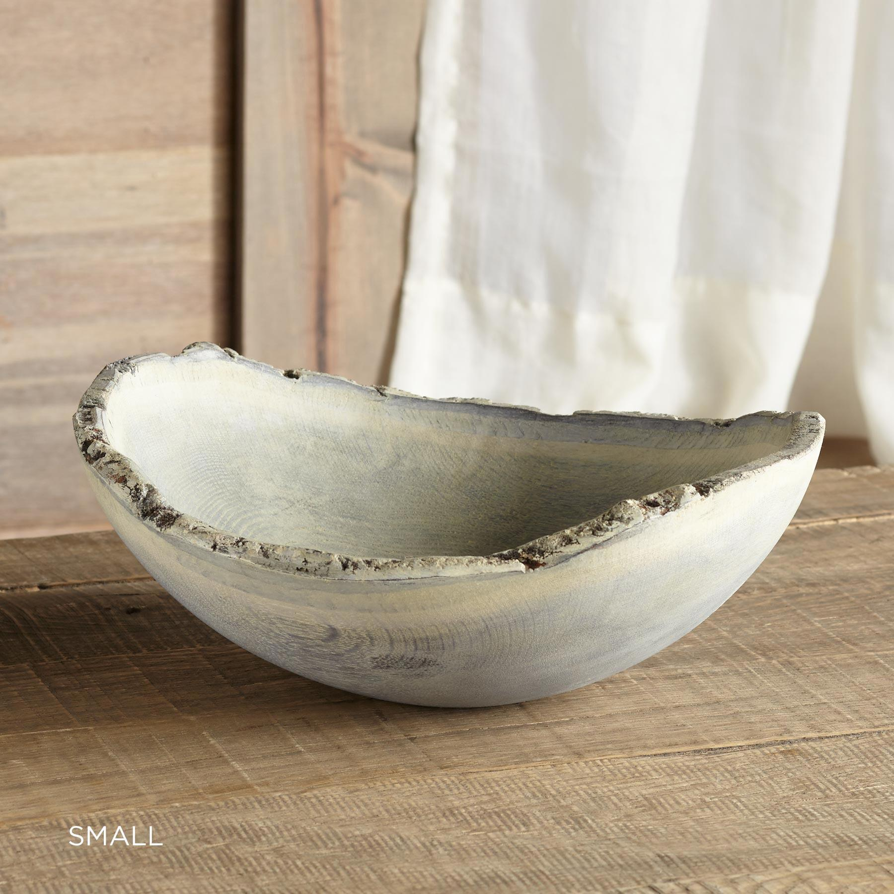 NEW ENGLAND DRIFTWOOD BOWL: View 2