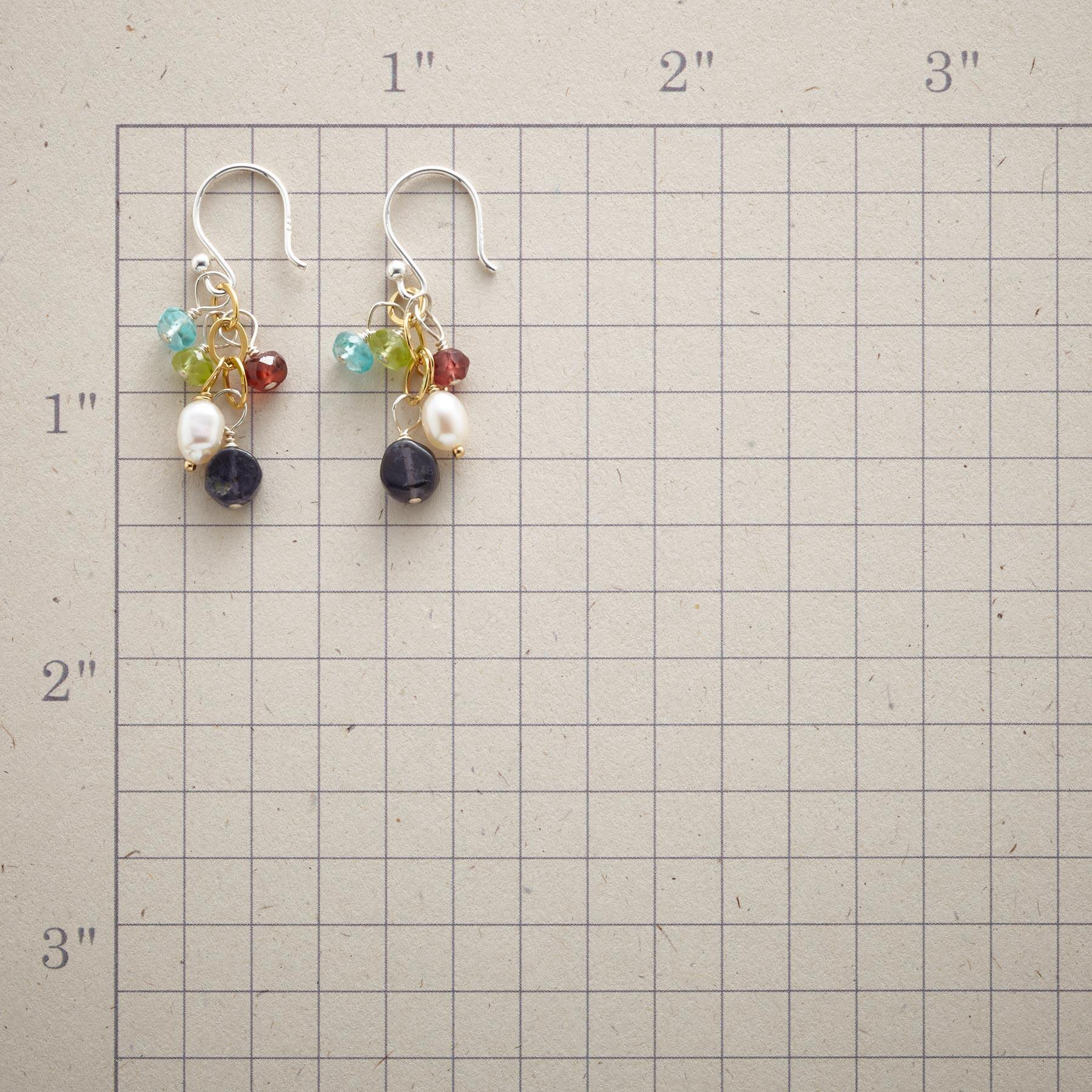 DREAM IN BLUE EARRINGS: View 2