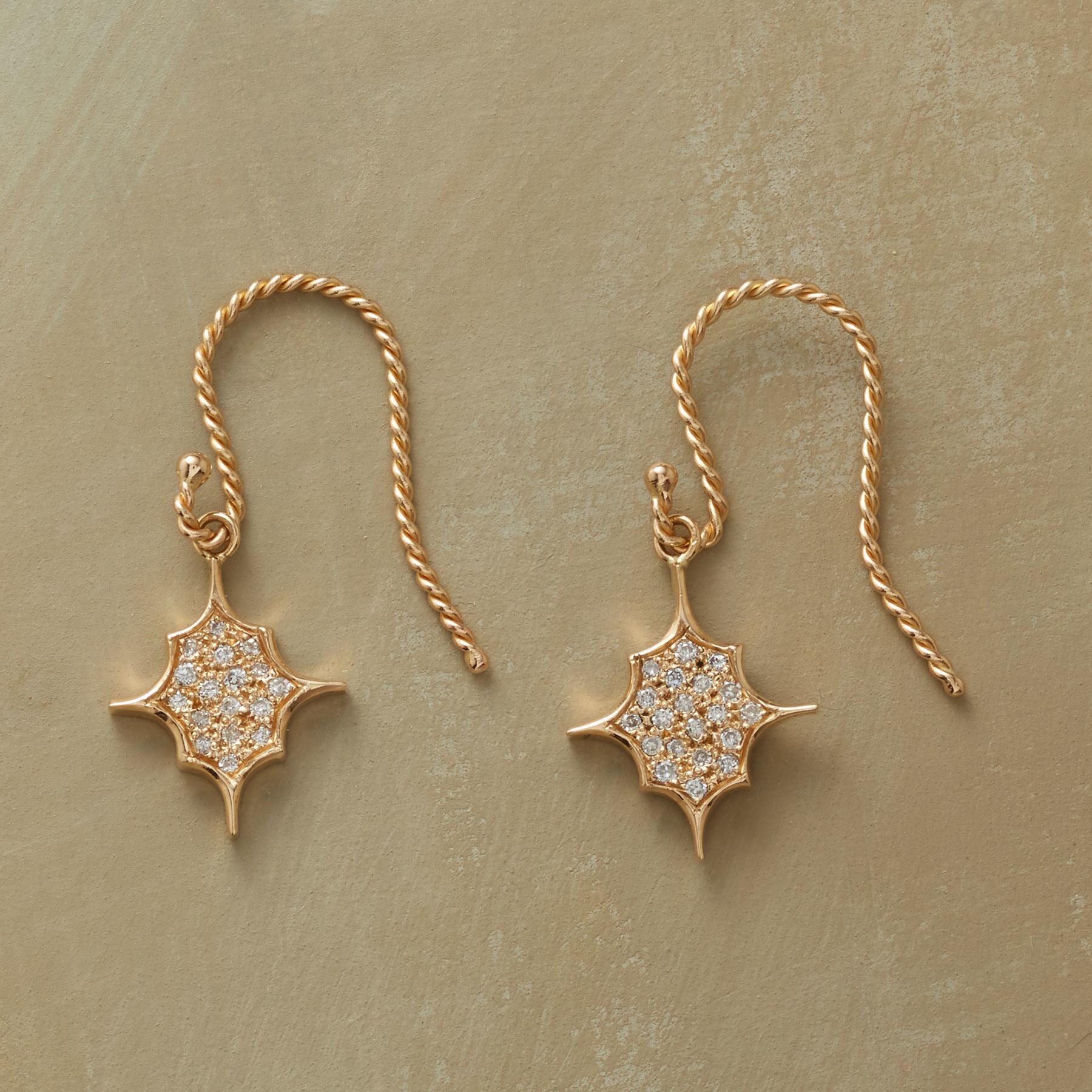 STARLIT SKY EARRINGS: View 1