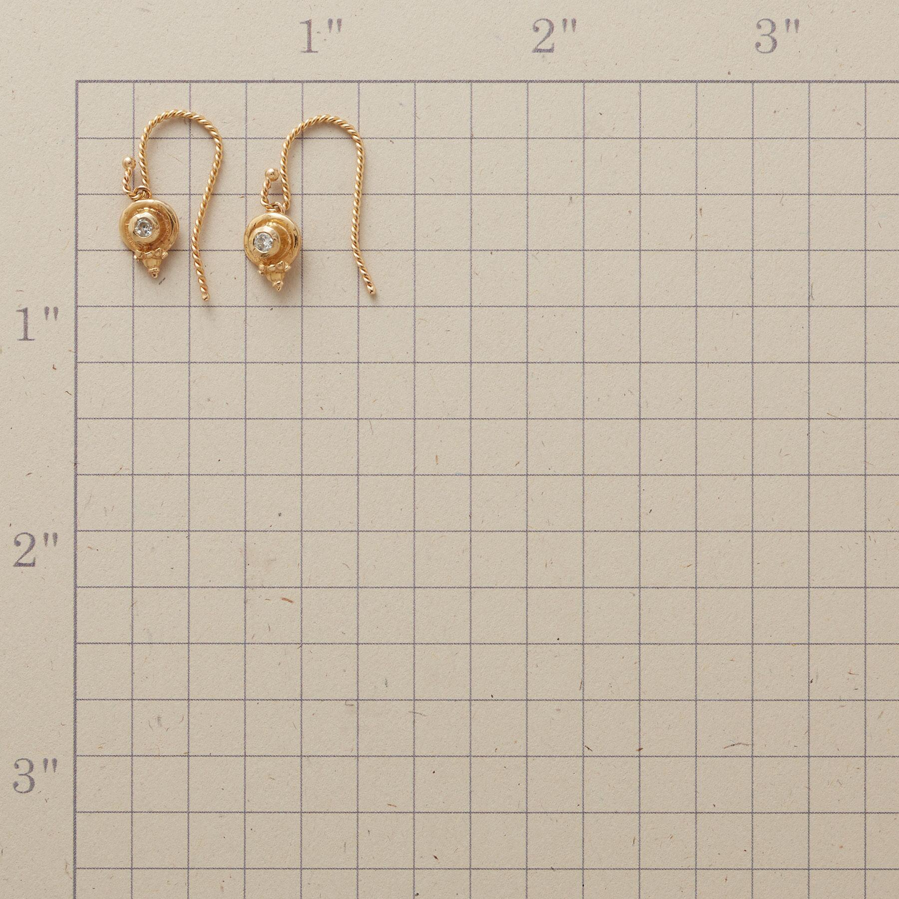 DIAMOND DIFFUSION EARRINGS: View 2