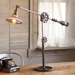 SPRINGFIELD TABLE LAMP