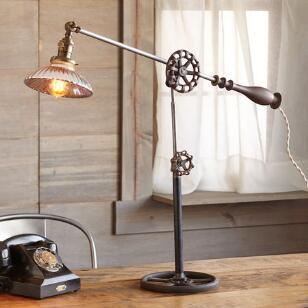 SPRINGFIELD TABLE LAMP