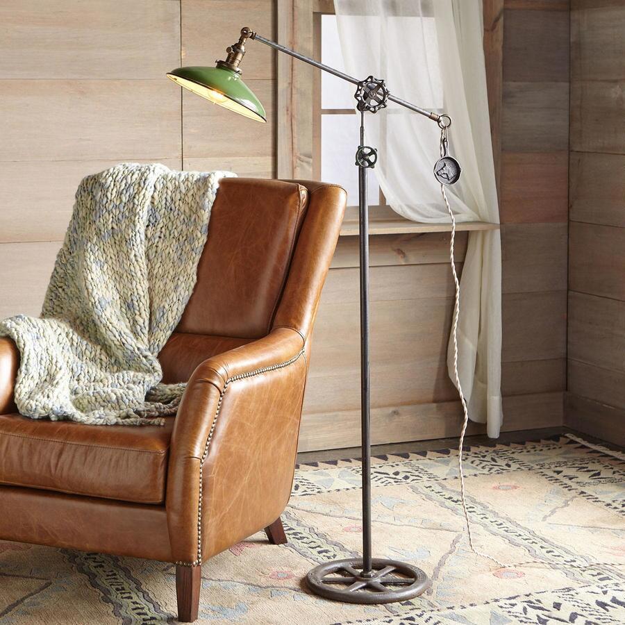 INDIANAPOLIS FLOOR LAMP