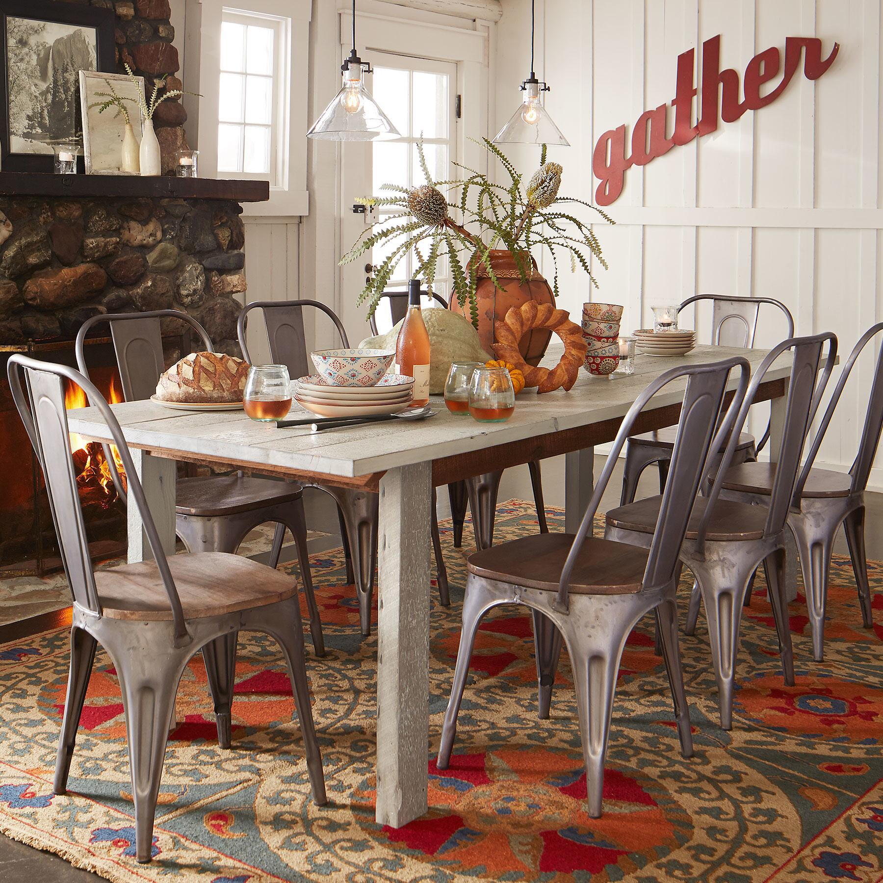 GRAYSEN DINING TABLE: View 1