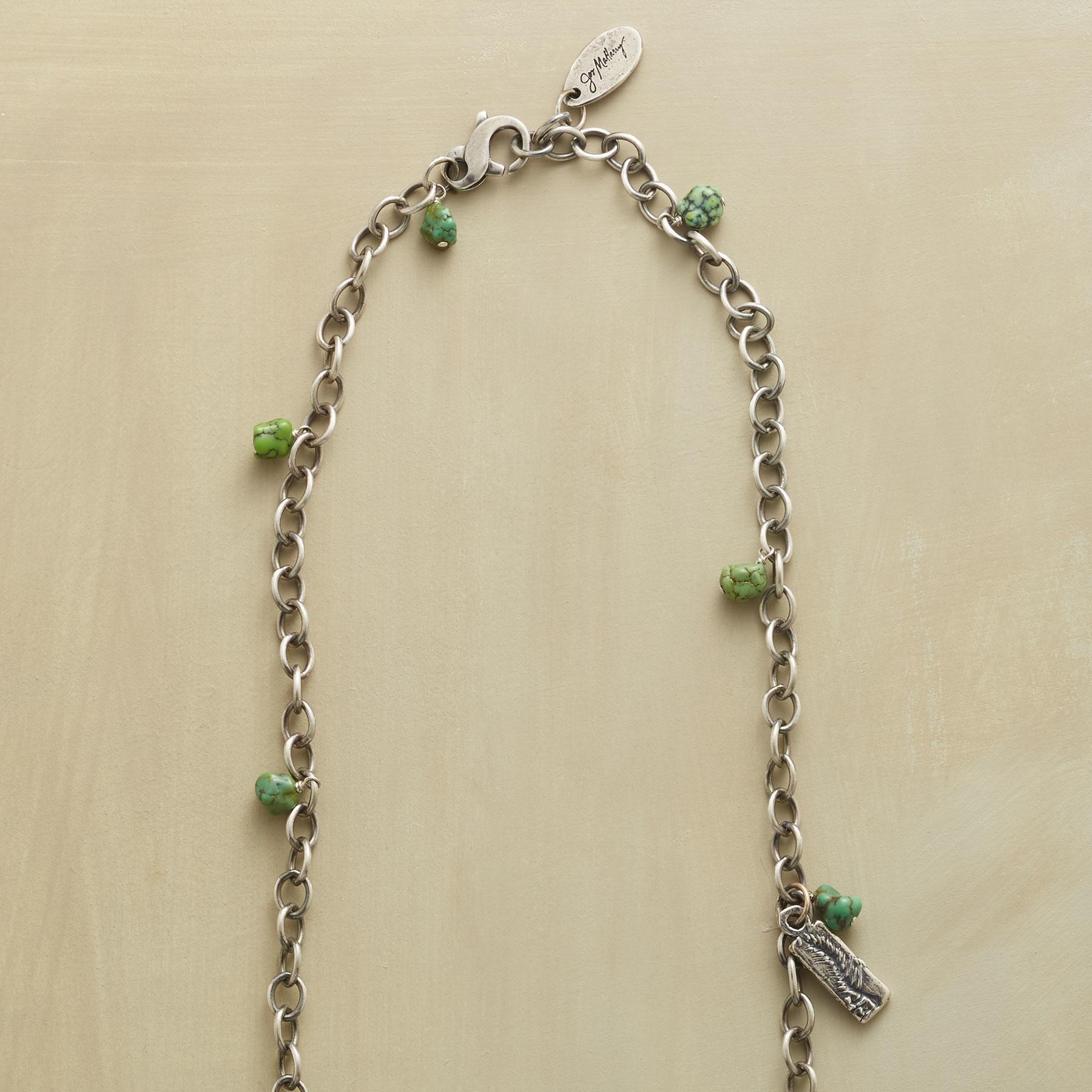 FAMILY TREE NECKLACE: View 3