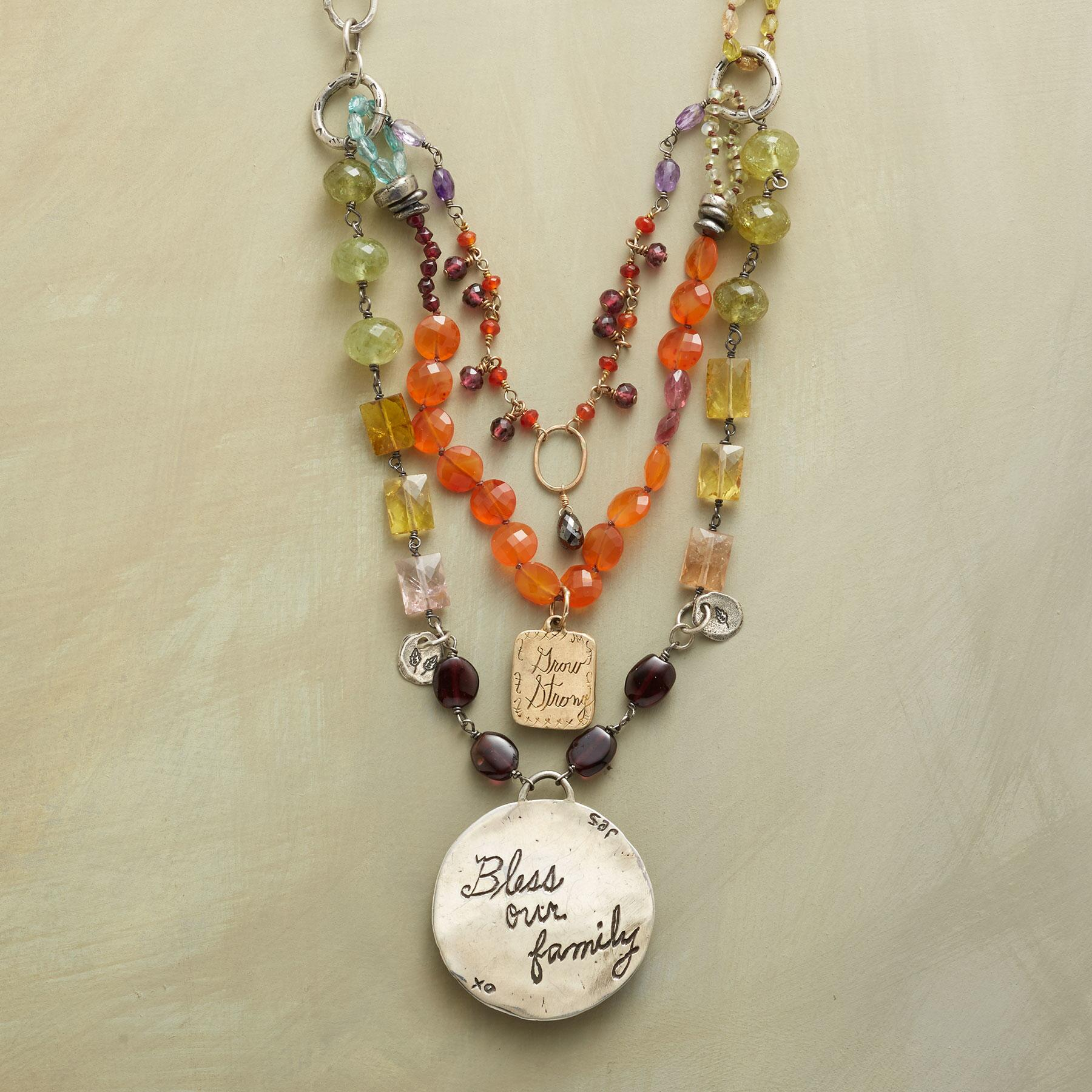 FAMILY TREE NECKLACE: View 4