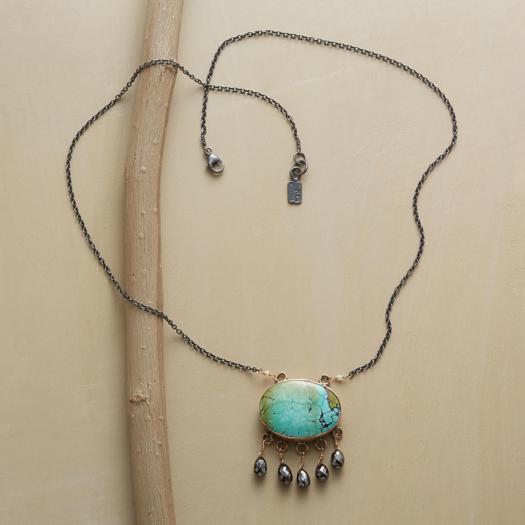 NATURES REBEL NECKLACE: View 2