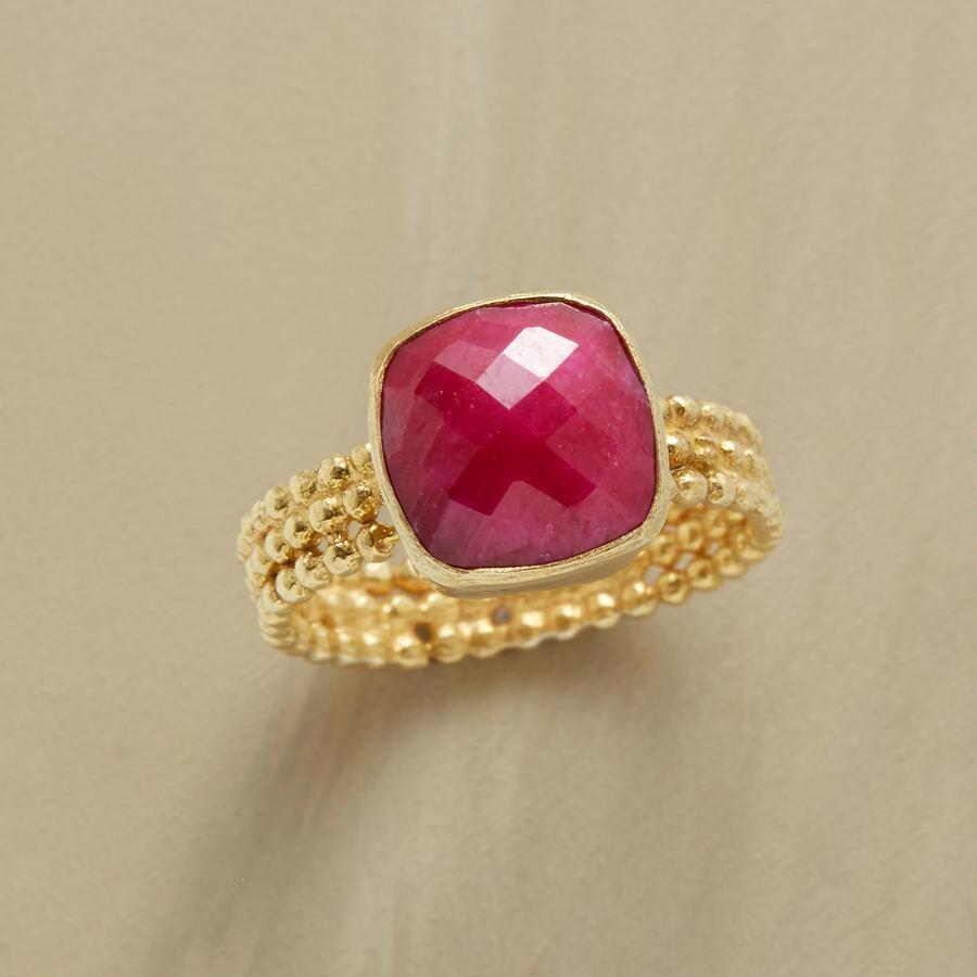 JESTERS TOUCH RING