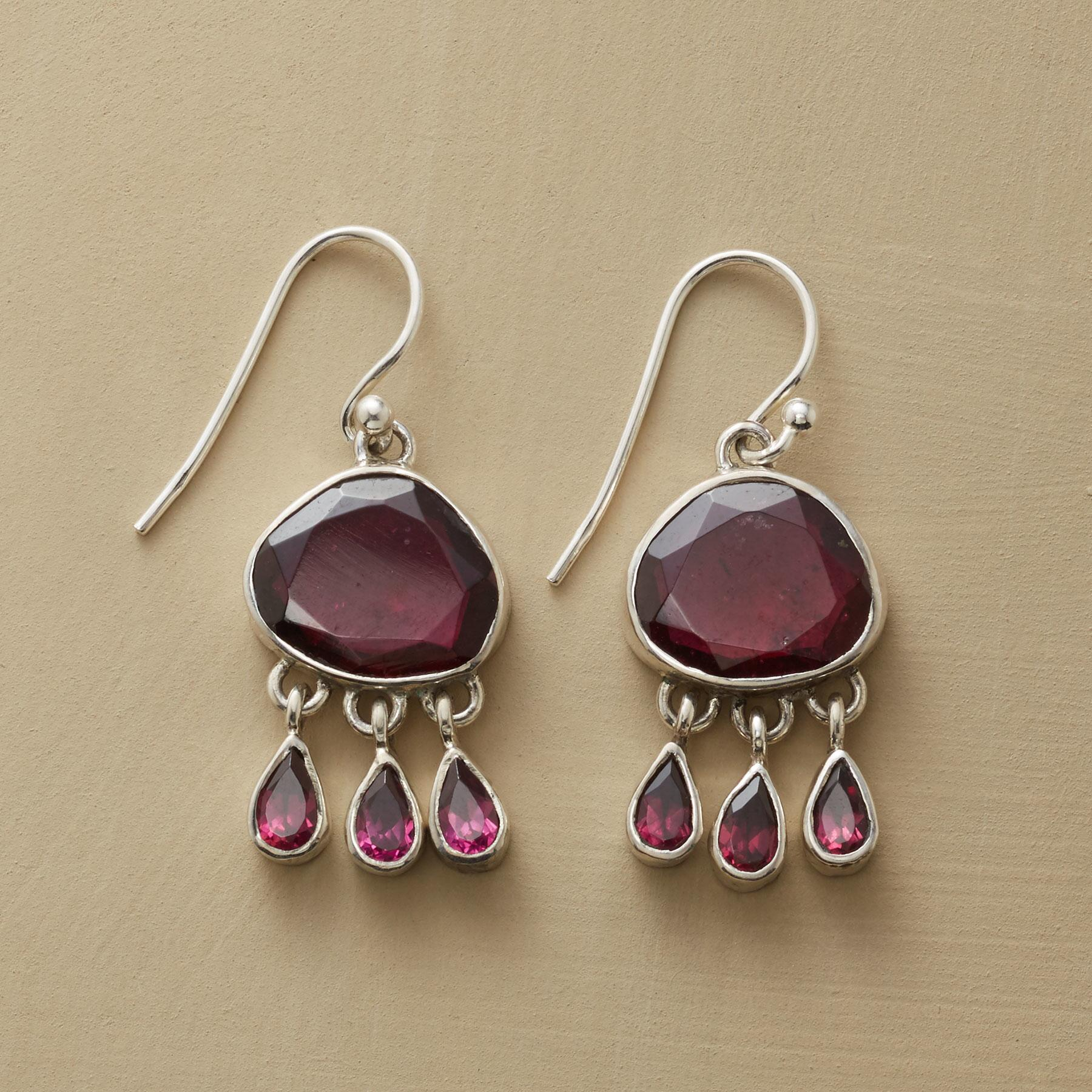 DAMSON EARRINGS: View 1