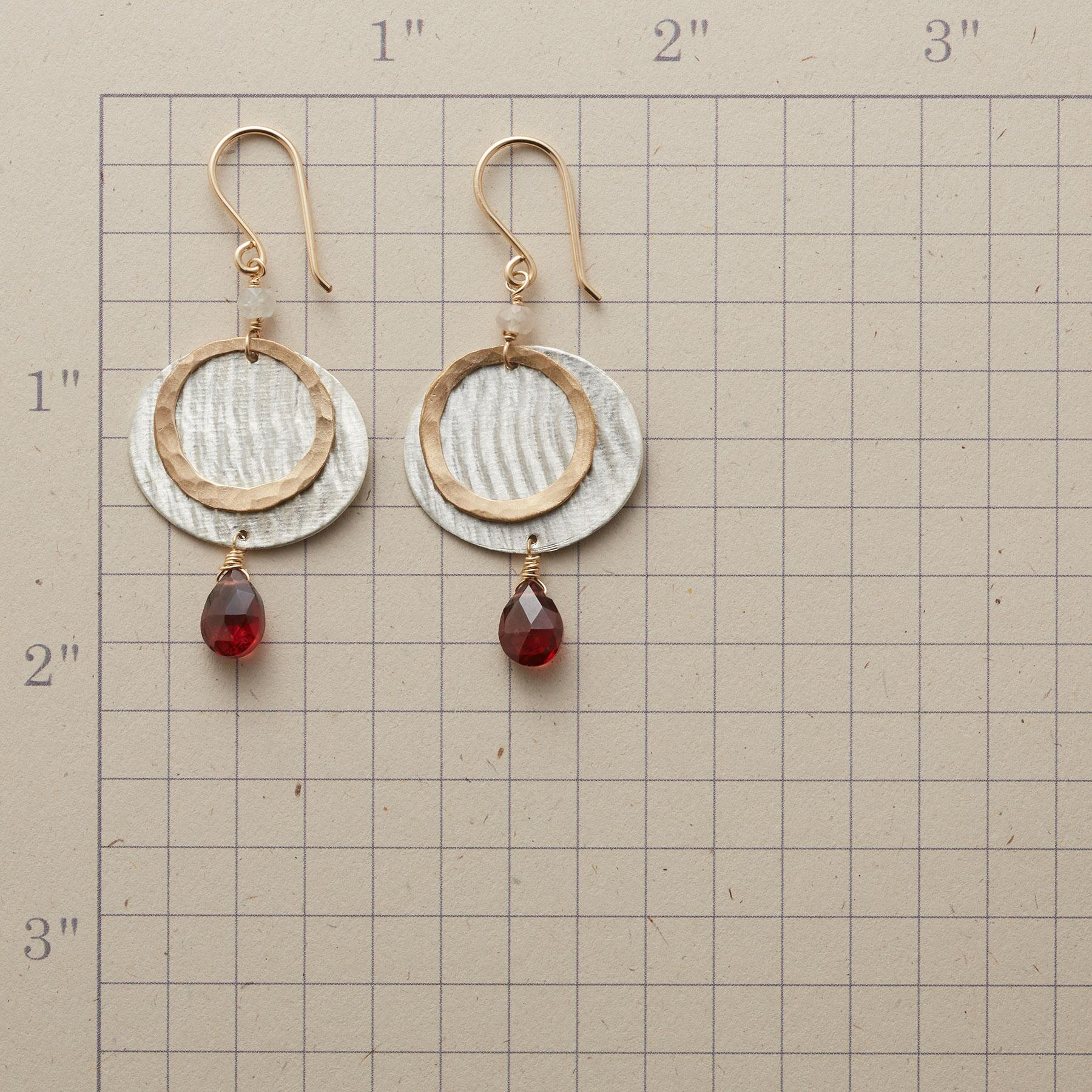 BENEATH THE WAVES EARRINGS: View 2