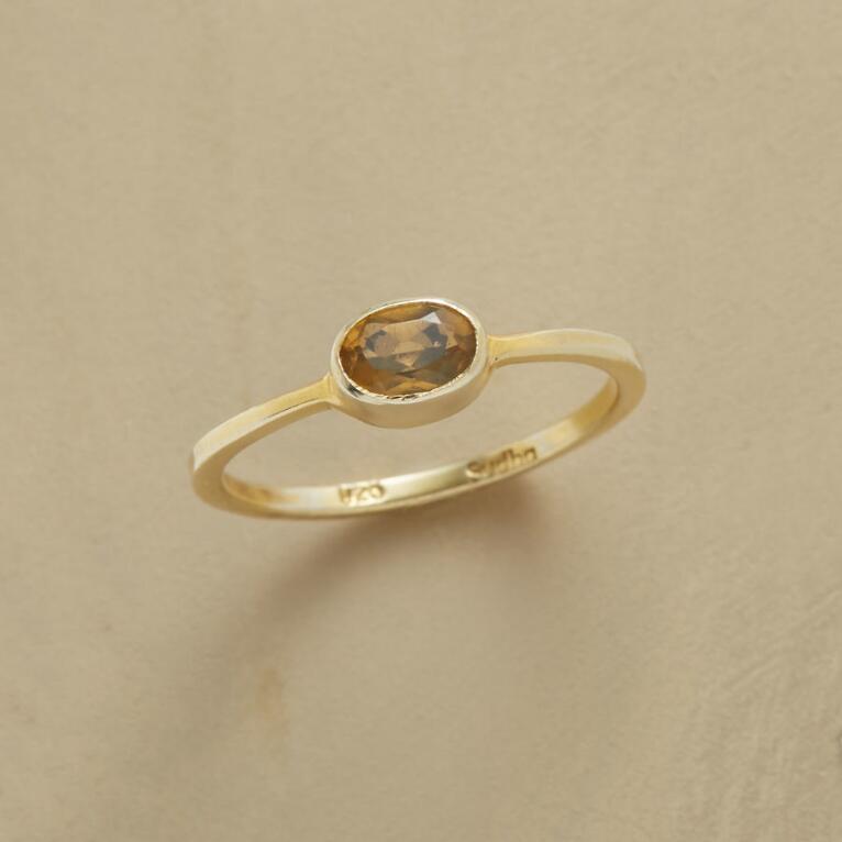 SPOT OF SUNSHINE RING