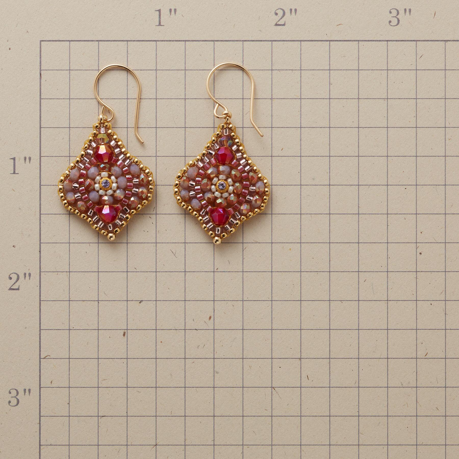 CRYSTAL RADIANCE EARRINGS: View 2