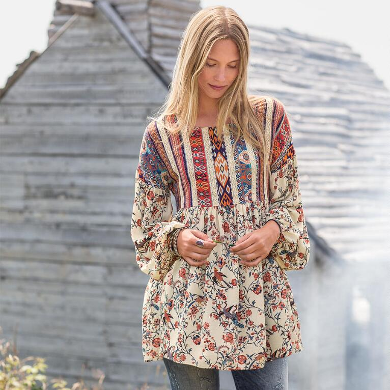 DREAM WORLD TUNIC