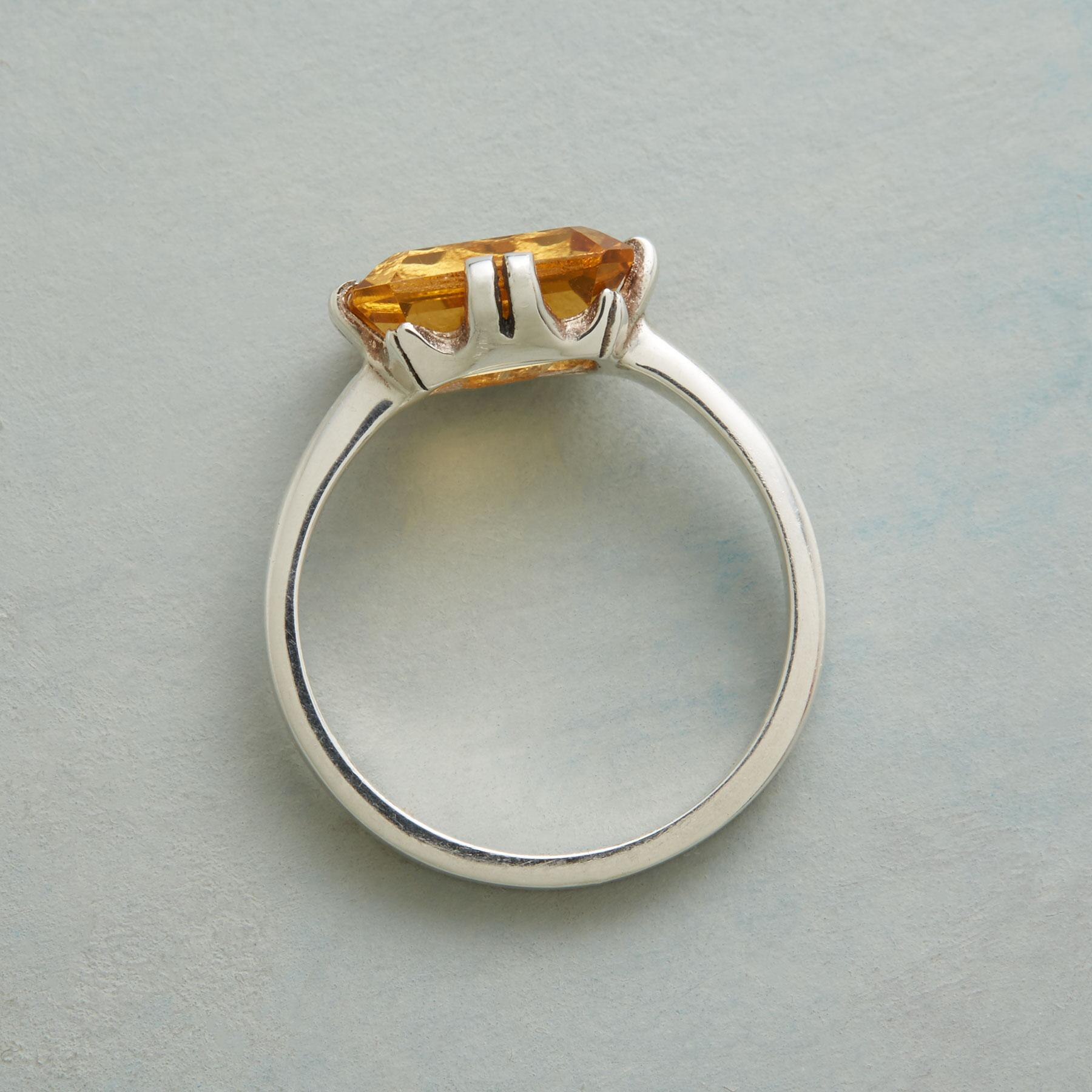 GOLDEN SUN RING: View 2