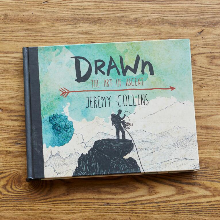 DRAWN: THE ART OF ASCENT...BOOK