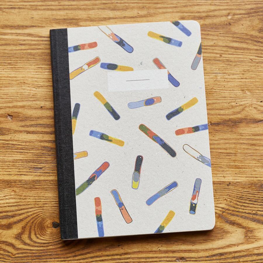 THE FLAKES NOTEBOOK