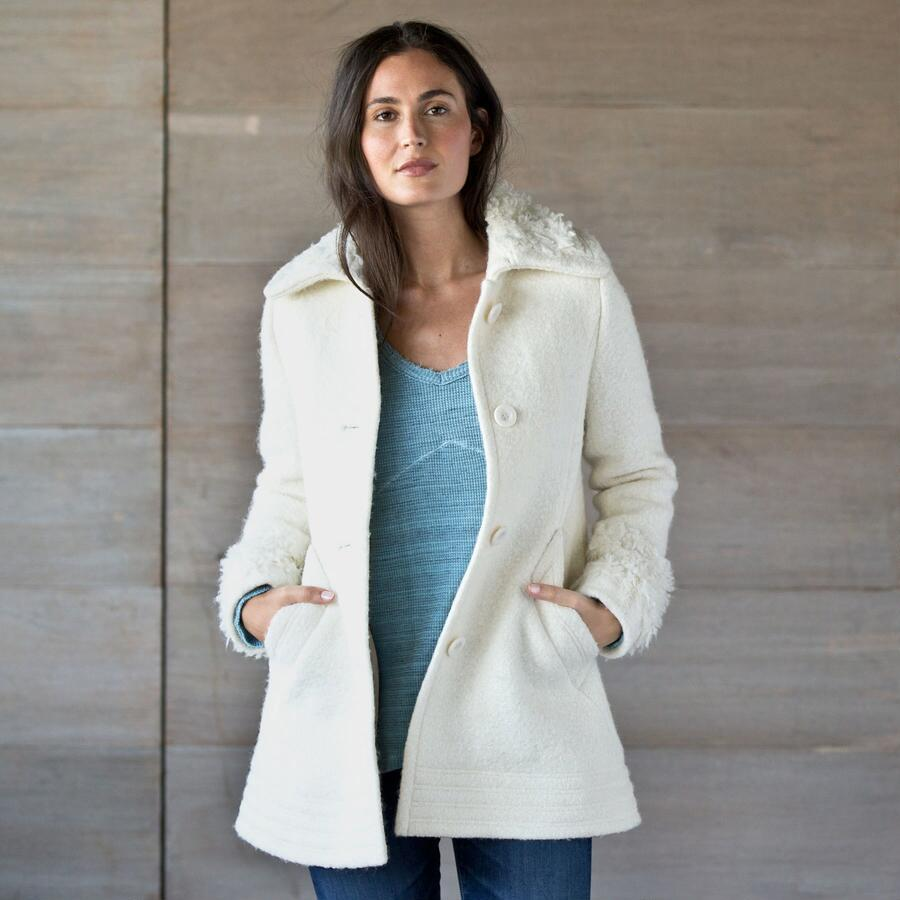 CAMDEN HARBOR COAT