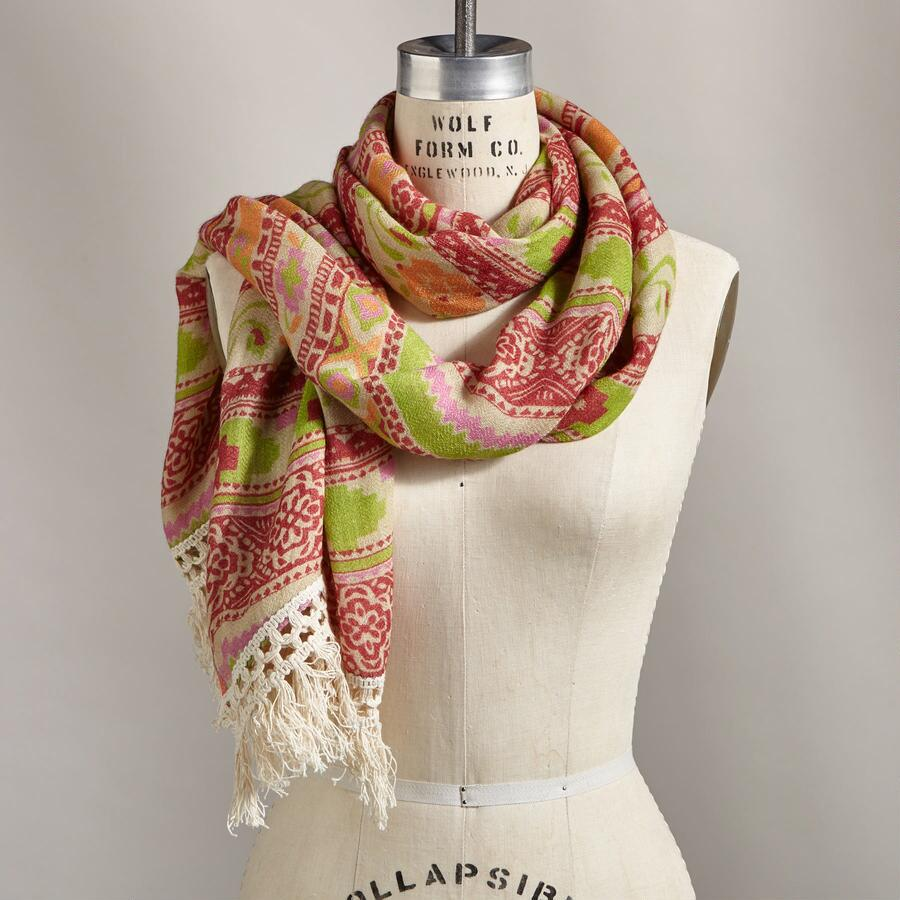 BOHO MEADOW SCARF