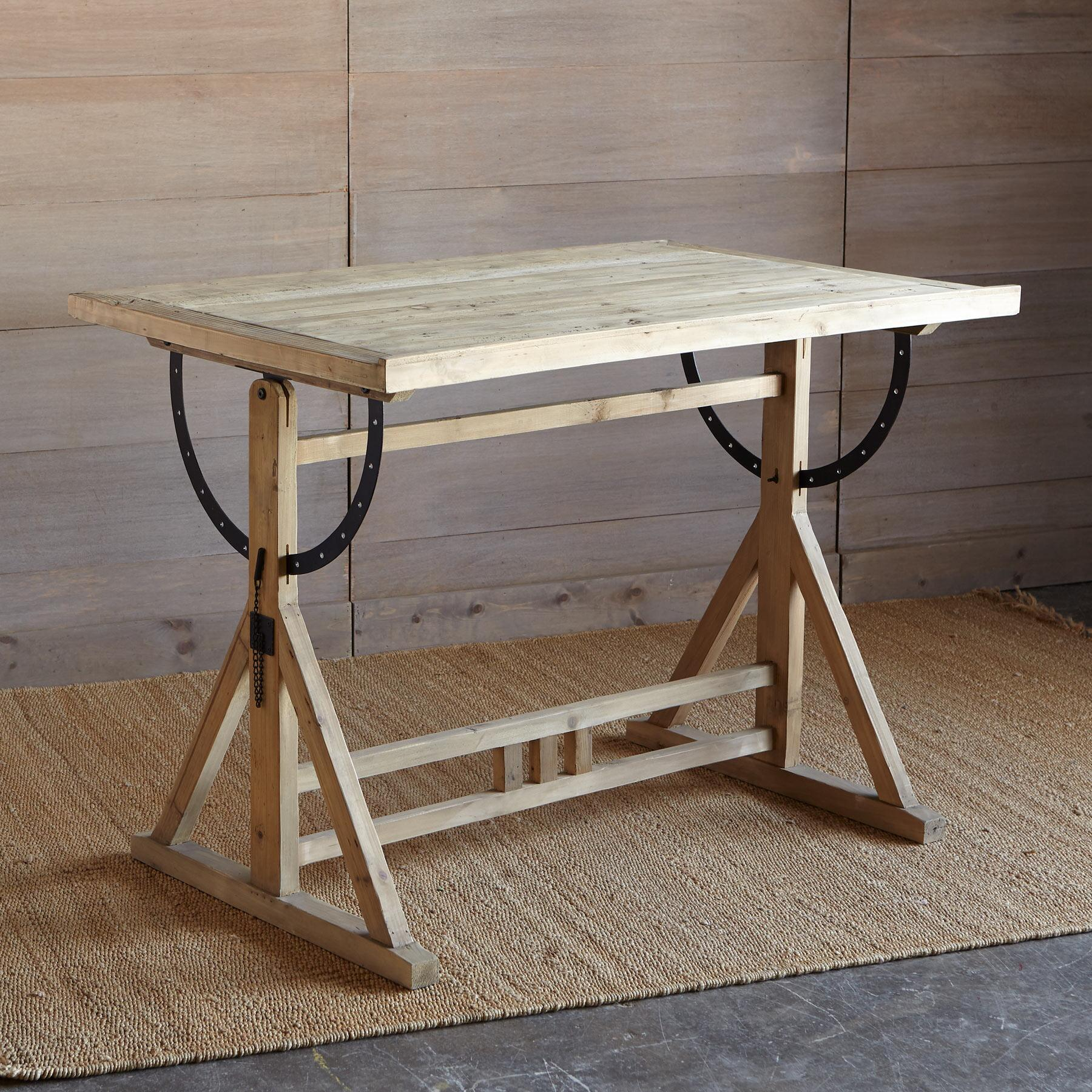WREN DRAFTING TABLE: View 2
