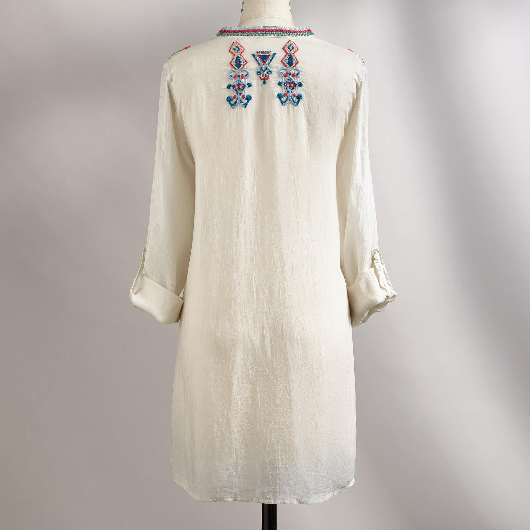 GYPSY ROAD TUNIC: View 2