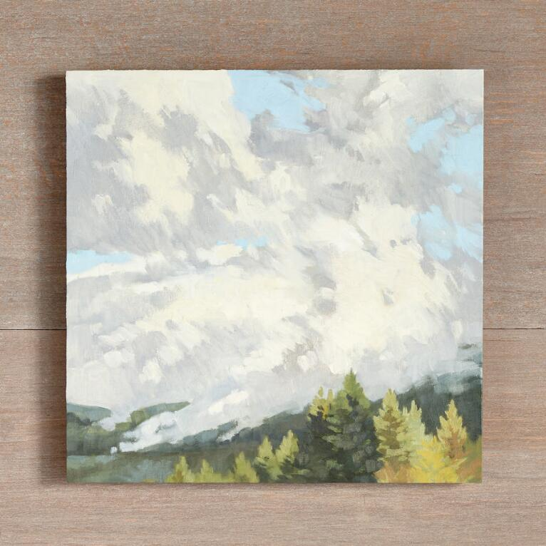 FIRST FALL STORM PAINTING