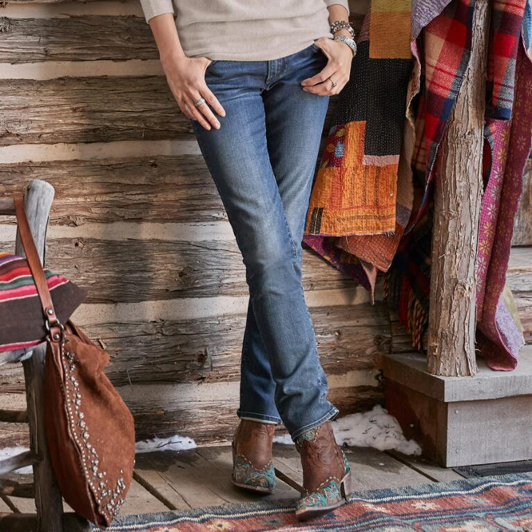 AUDREY INNOVATOR JEANS BY DRIFTWOOD