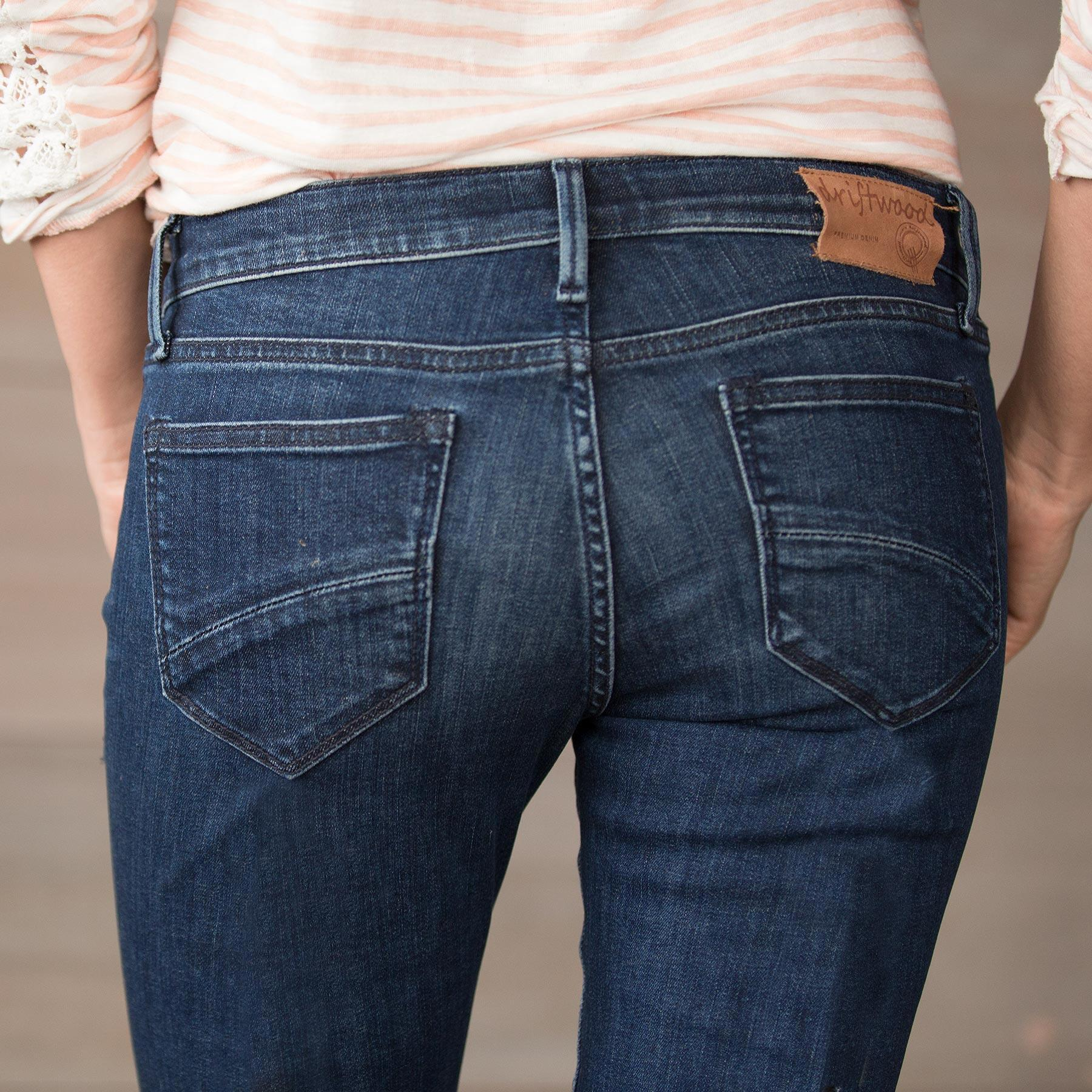 AUDREY INNOVATOR JEANS: View 4