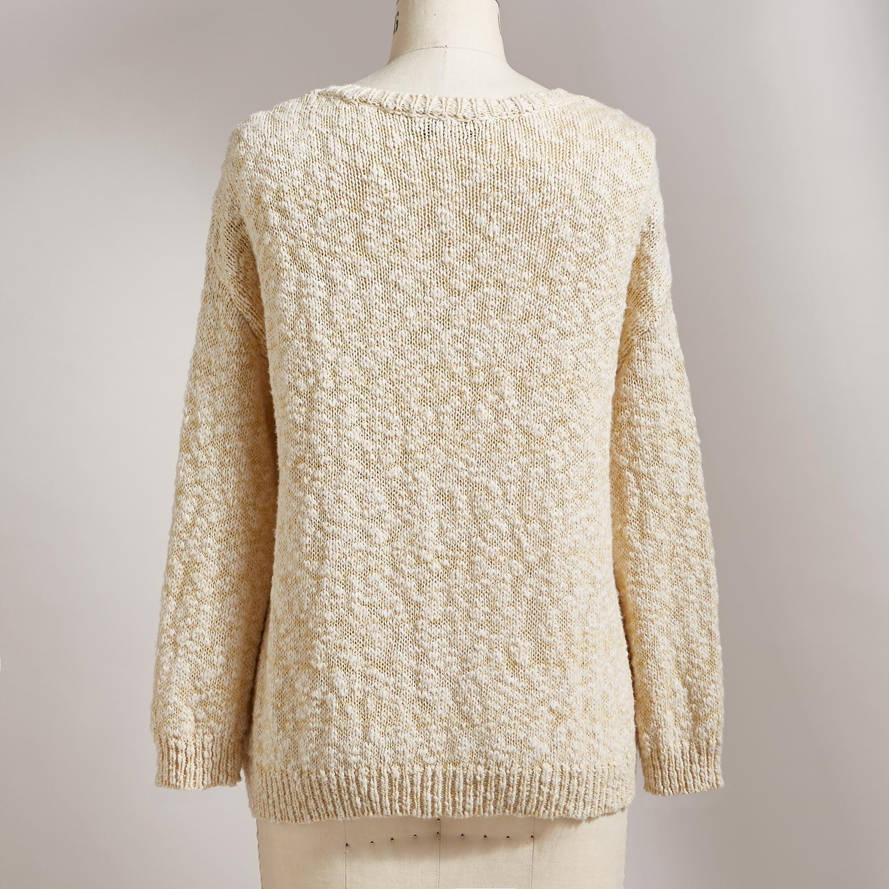 PARRIS EMBROIDERED CARDIGAN: View 2