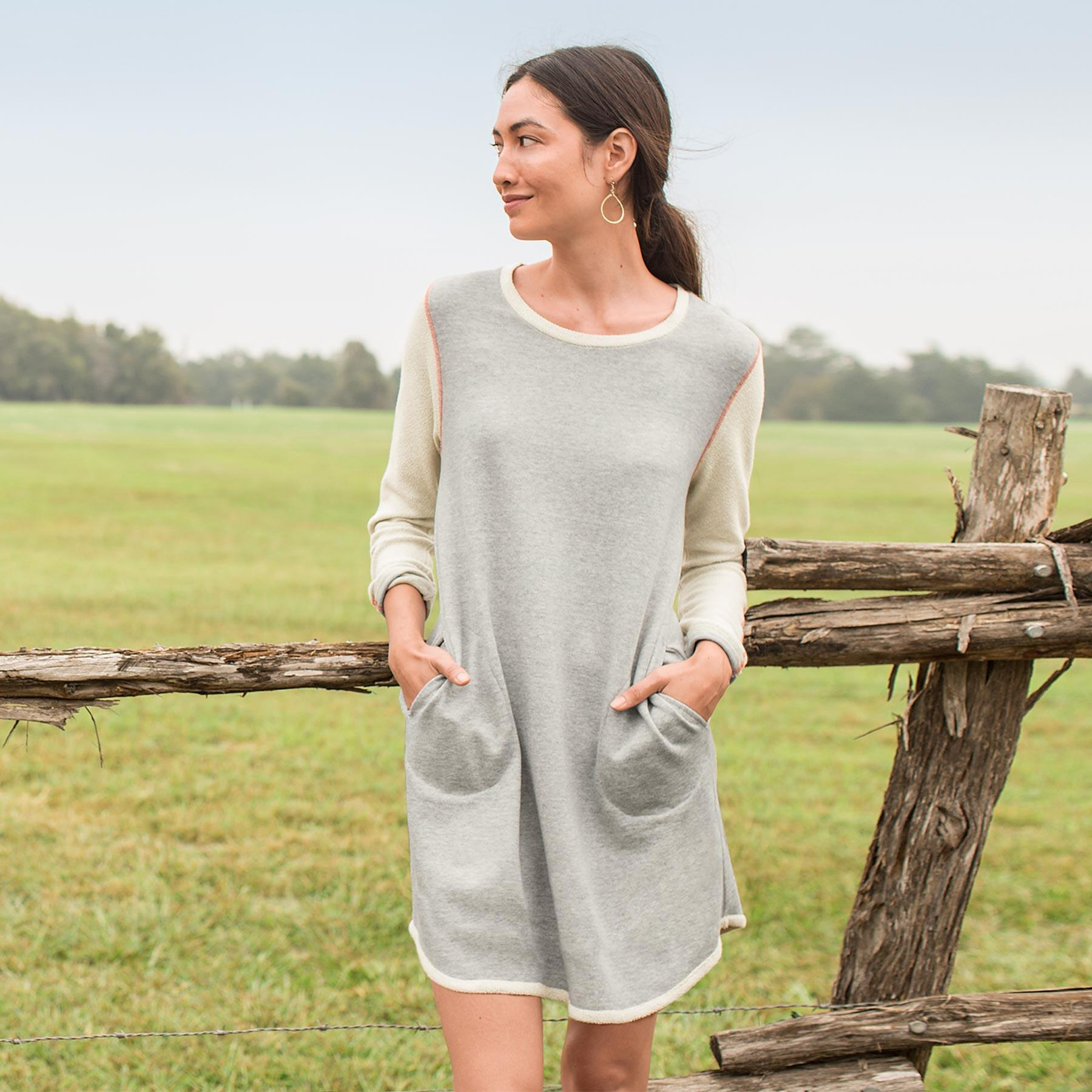 REFRESH & RENEW DRESS: View 1