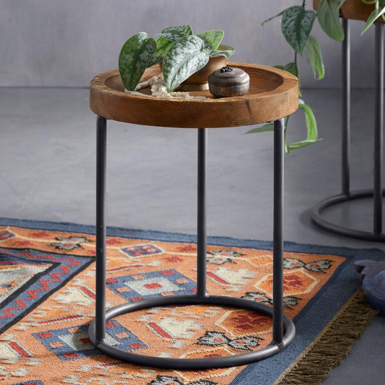 GARRISON SIDE TABLE
