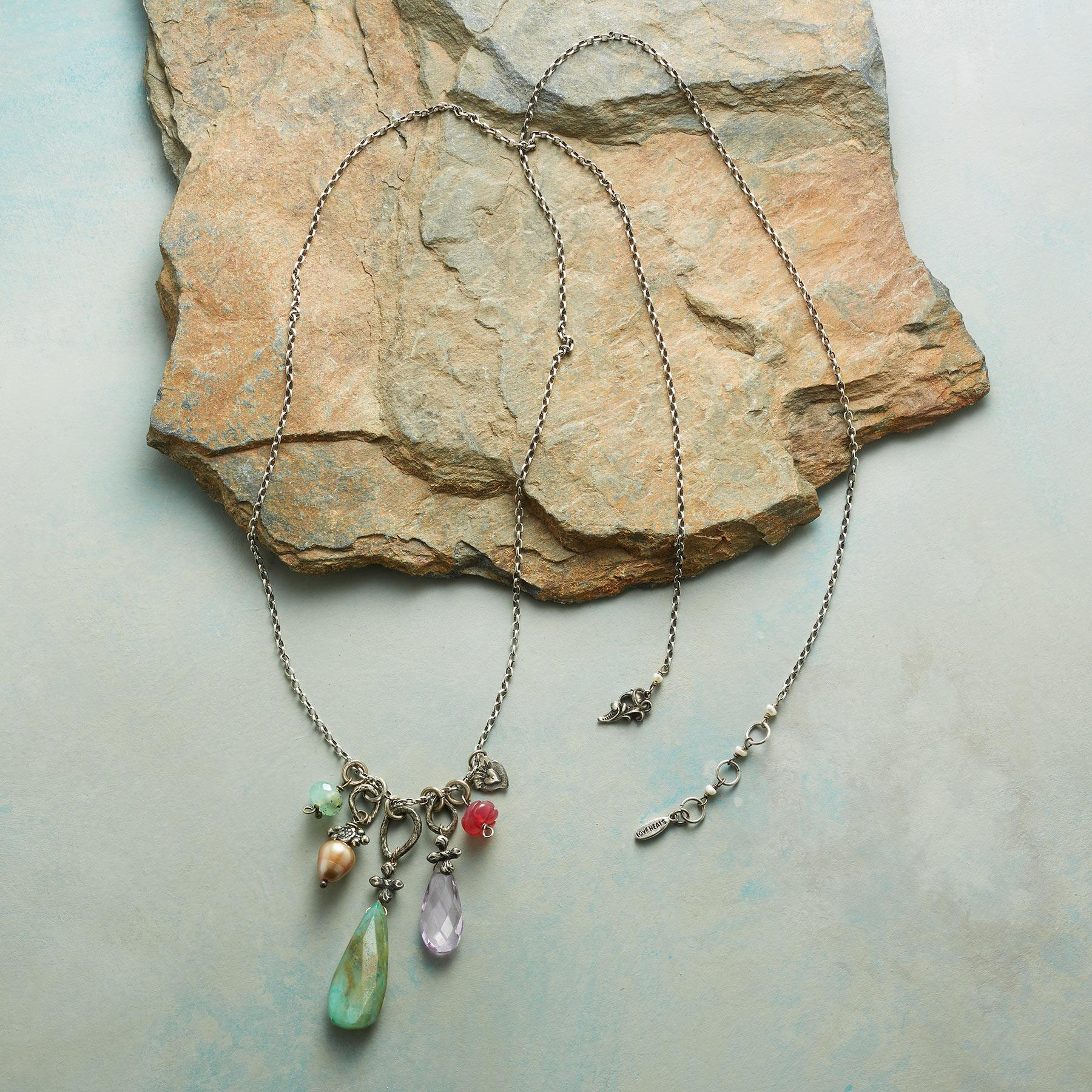 CREATIVE CONFLUENCE NECKLACE: View 2