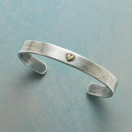 WITH HEART CUFF