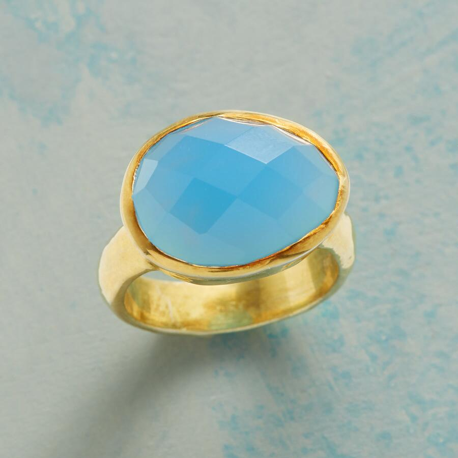 NOTHING BUT BLUE SKIES RING
