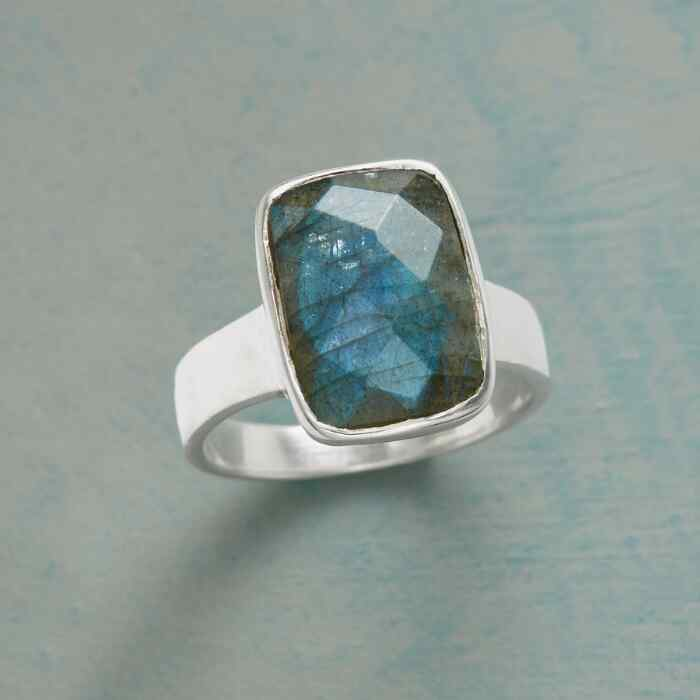 DENIM DREAMS RING