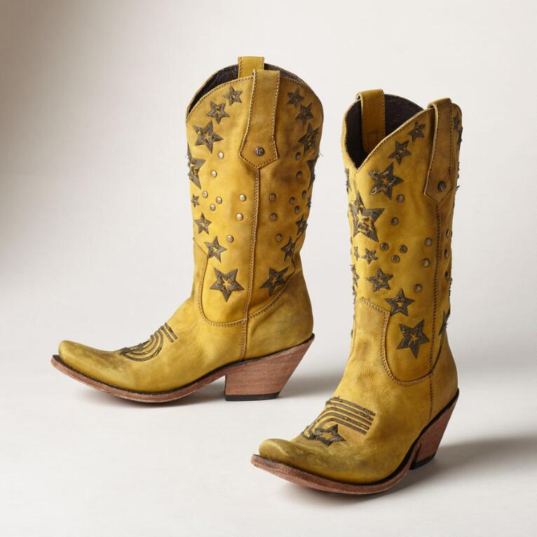 VEGAS SOLEY BOOTS