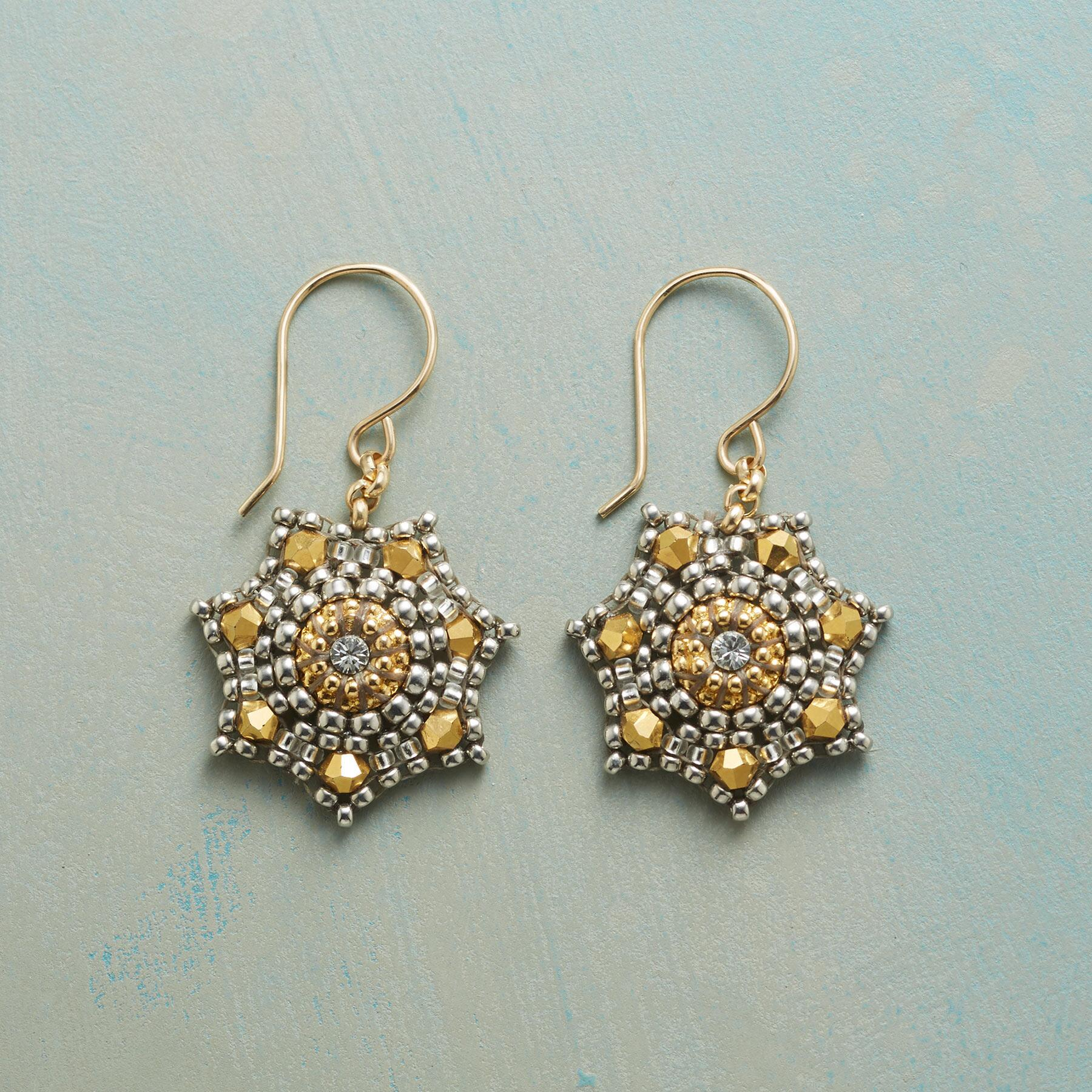 SEA STAR EARRINGS: View 1